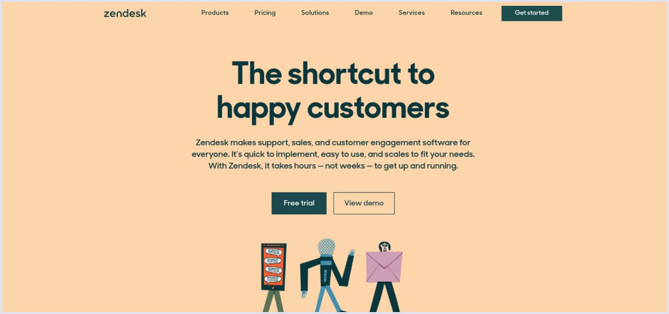 Zendesk SaaS app built with Ruby on Rails | Codica