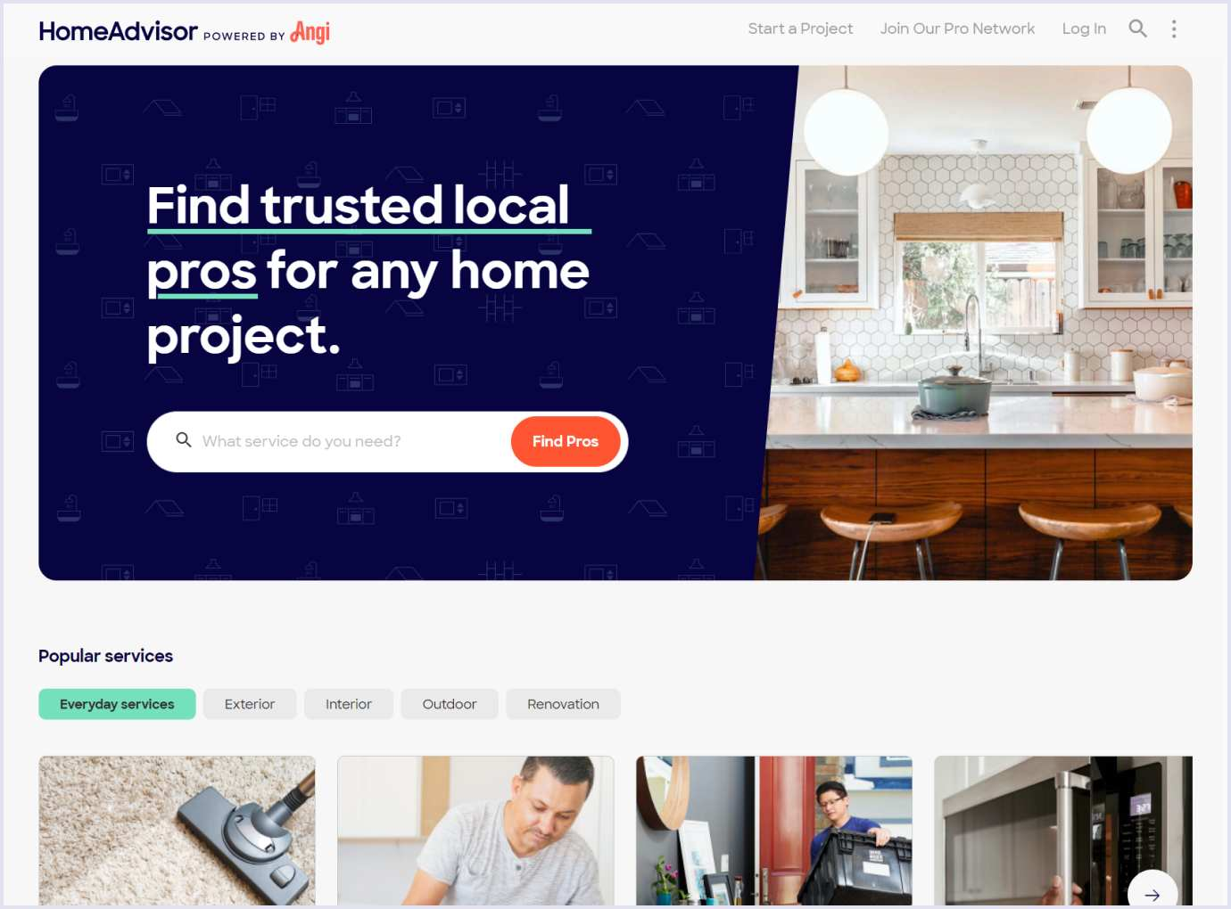 Niche strategy that helps build a rating website like Yelp