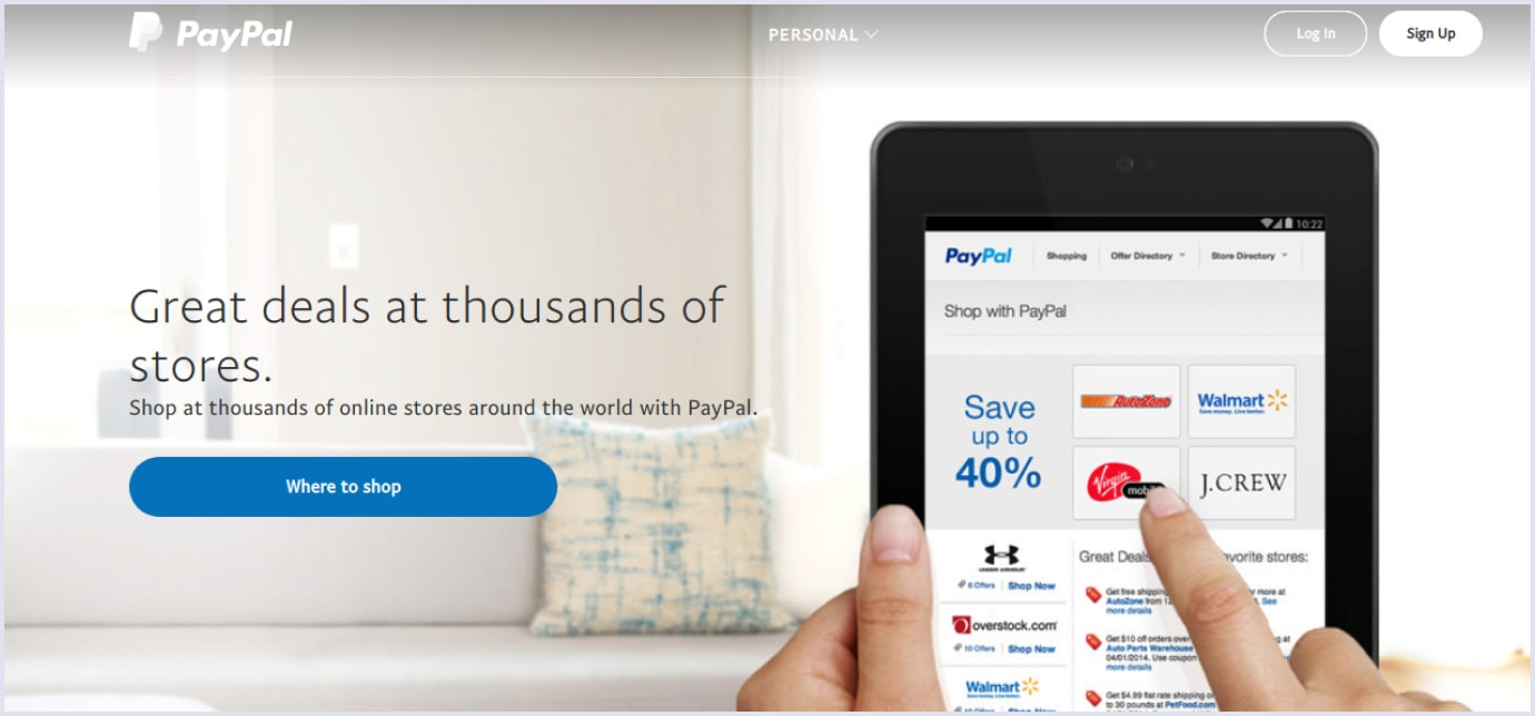 Payment solution PayPal | Codica