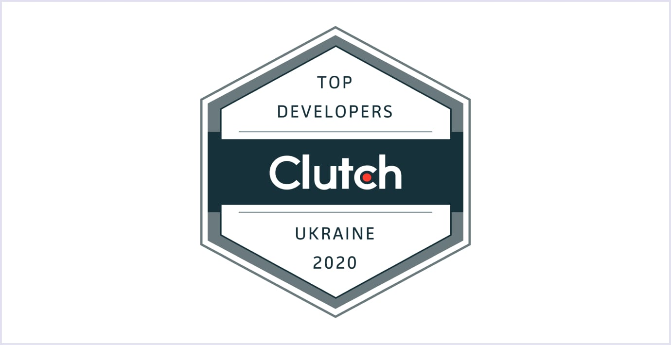 Top developers in Ukraine 2020 by Clutch | Codica