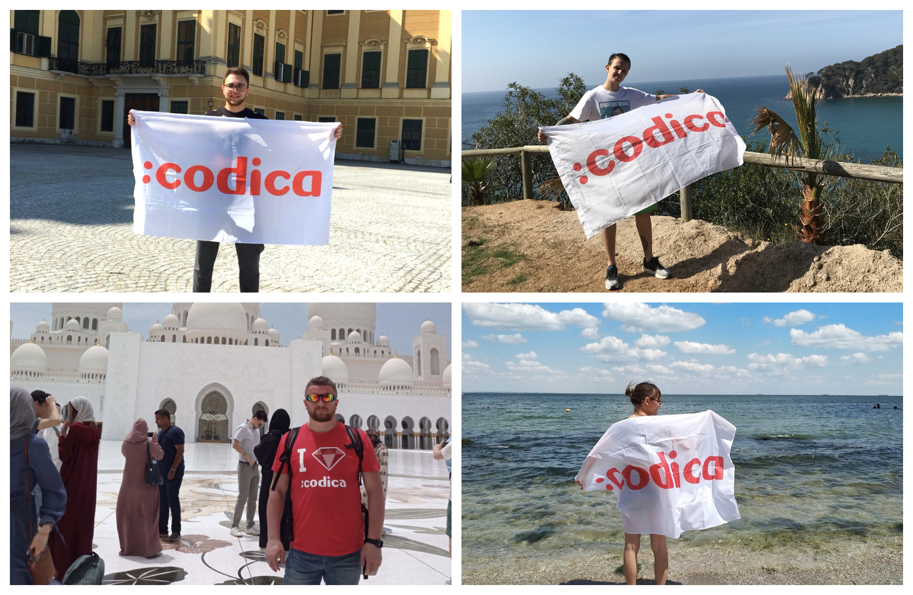 Some vacation images from our team
