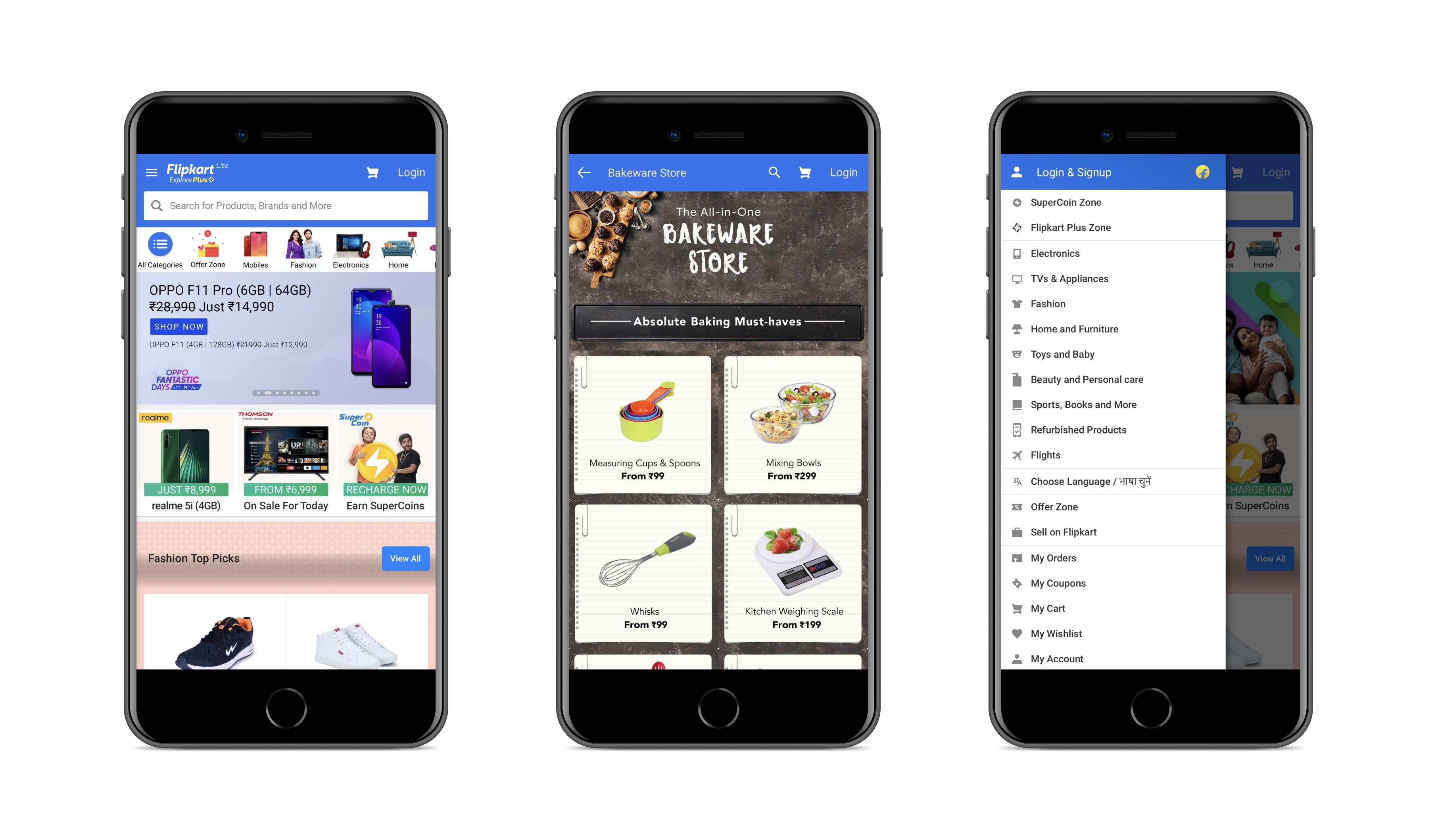 Progressive web app by FlipKart   Codica