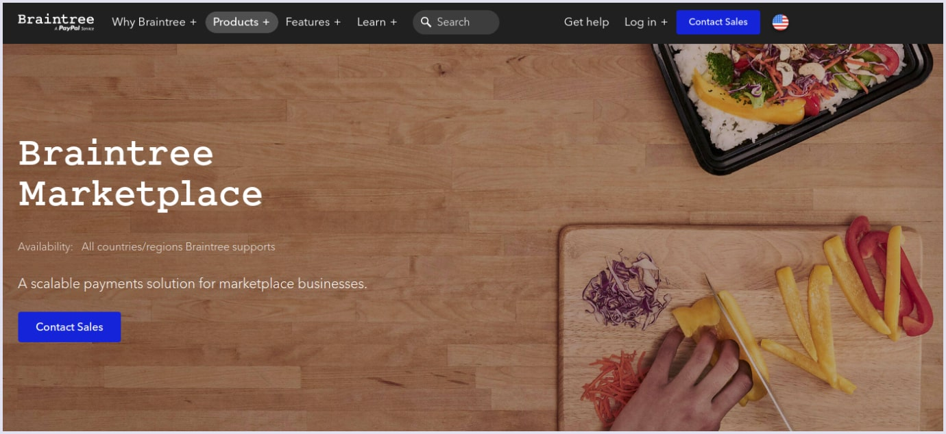 Payment solution Braintree Marketplace | Codica