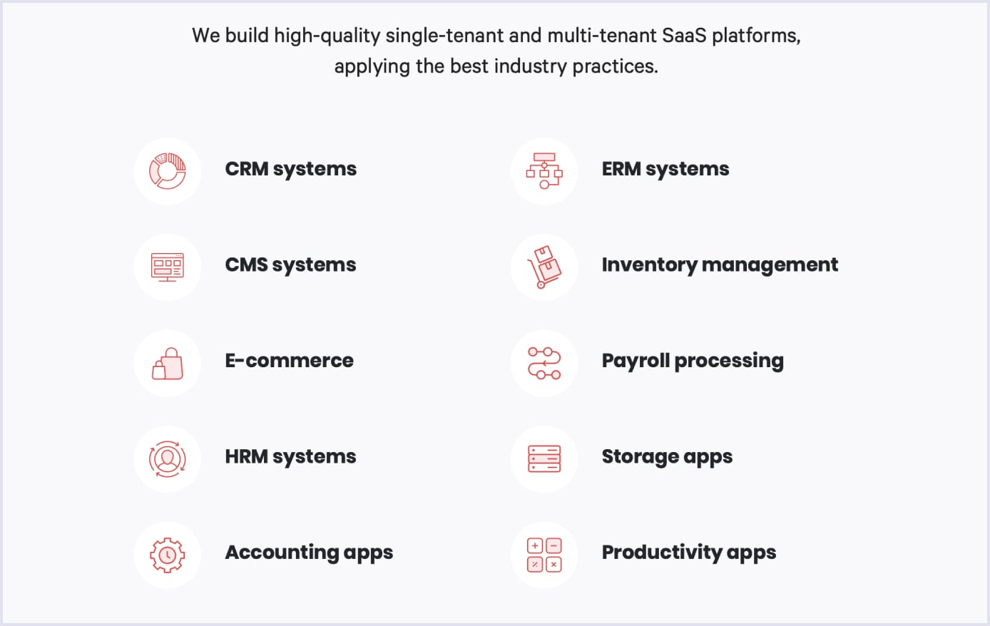 SaaS solutions delivered by Codica | Codica