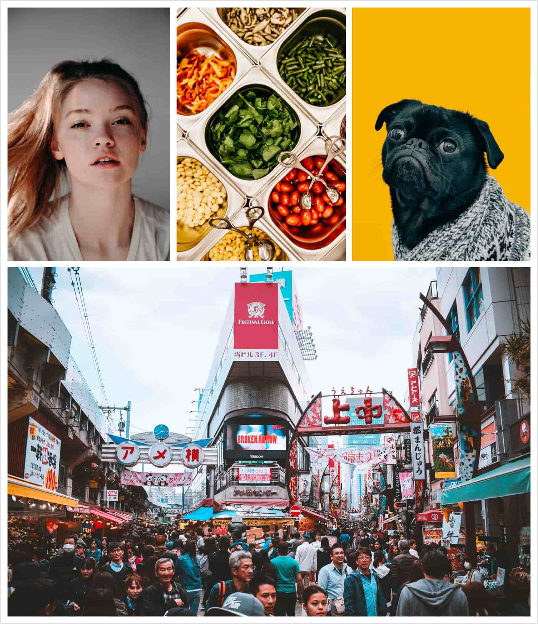 Hot web design trends: Natural and authentic photos | Codica