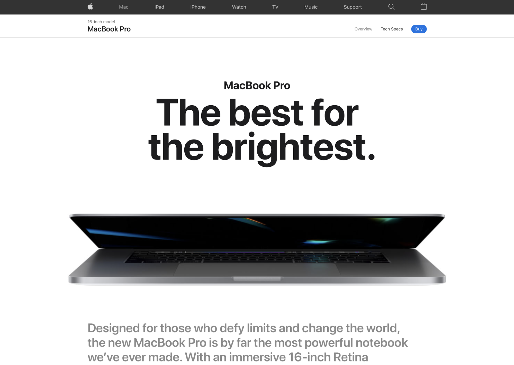 Usage of bold fonts by Apple