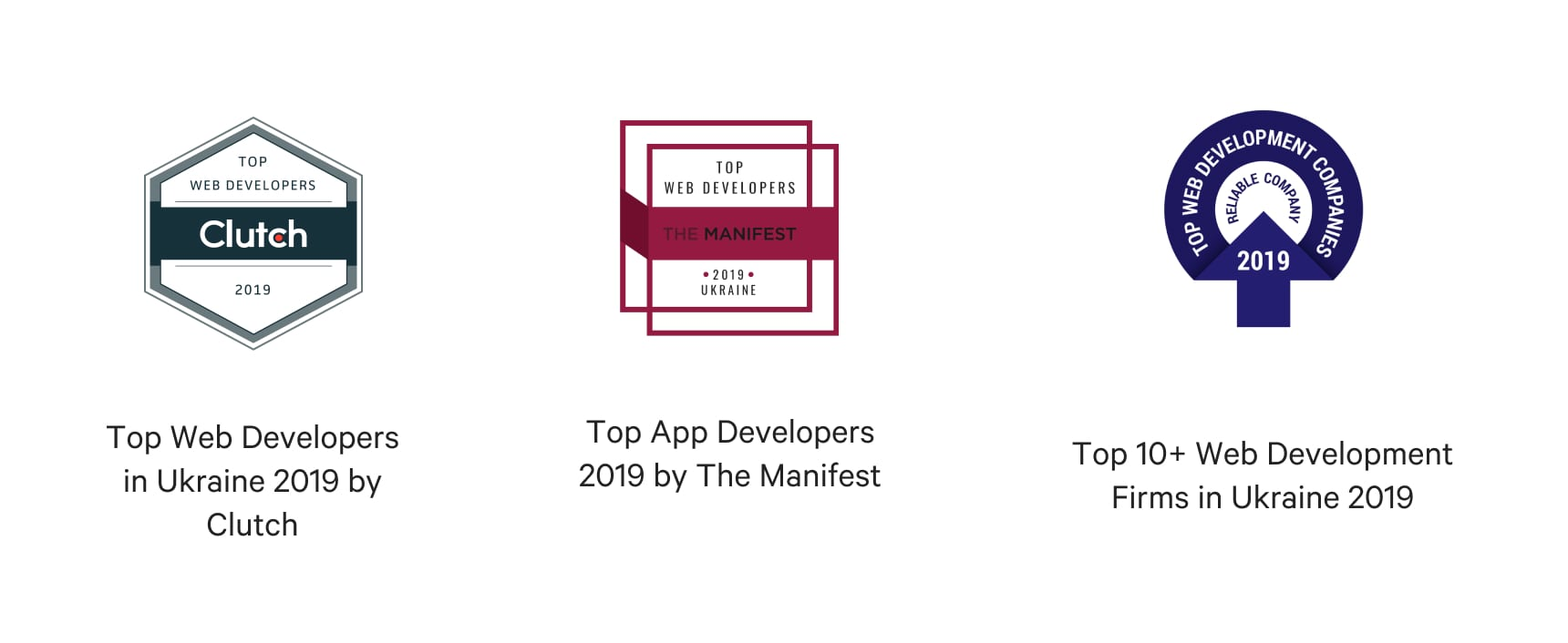 Codica team was recognized as one of the top web developers | Codica