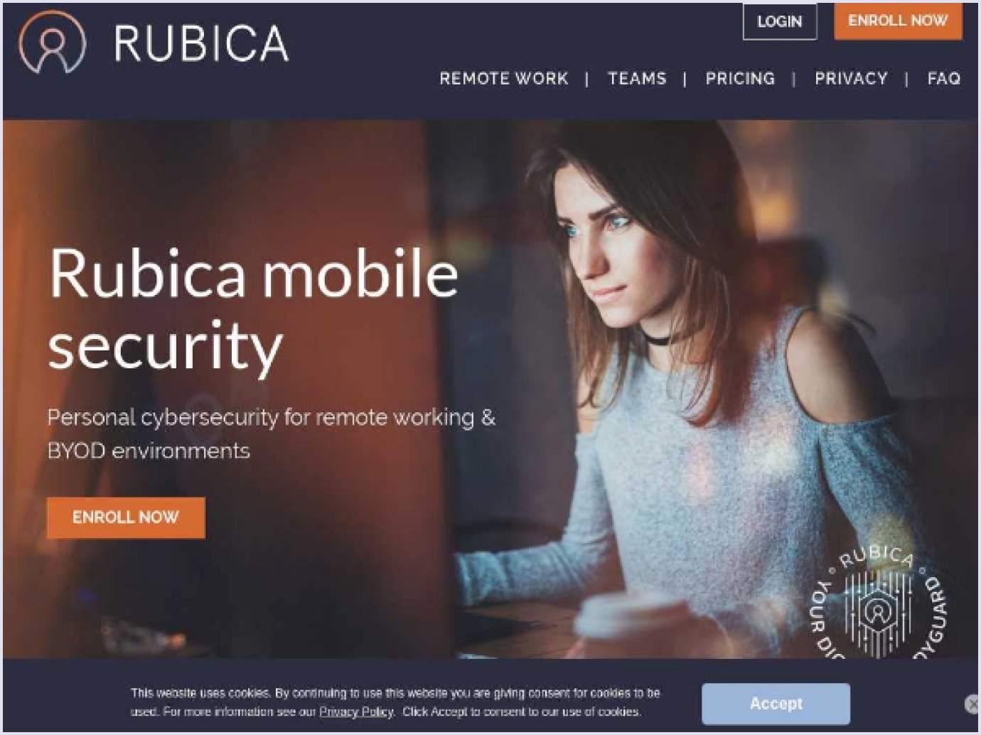 Rubica as a SaaS startup that failed
